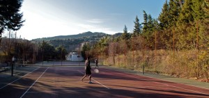 Balneario - tennis