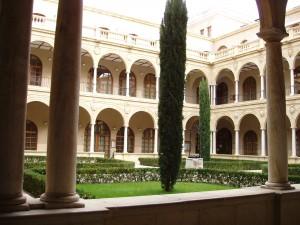Murcia_UniversityCloister